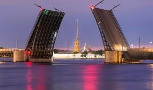 Санкт-Петербург. Дворцовый мост
