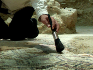 Турция: древняя мозаика найдена на Адане