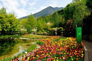 Италия. Сады иператрицы