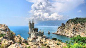 турпоток в Крыму