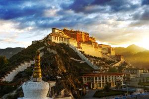 Китай. Туристическое посещение Тибета