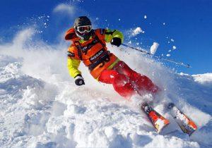 Популярные горнолыжные курорты СНГ