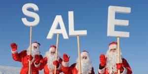 Зимние распродажи в Италии