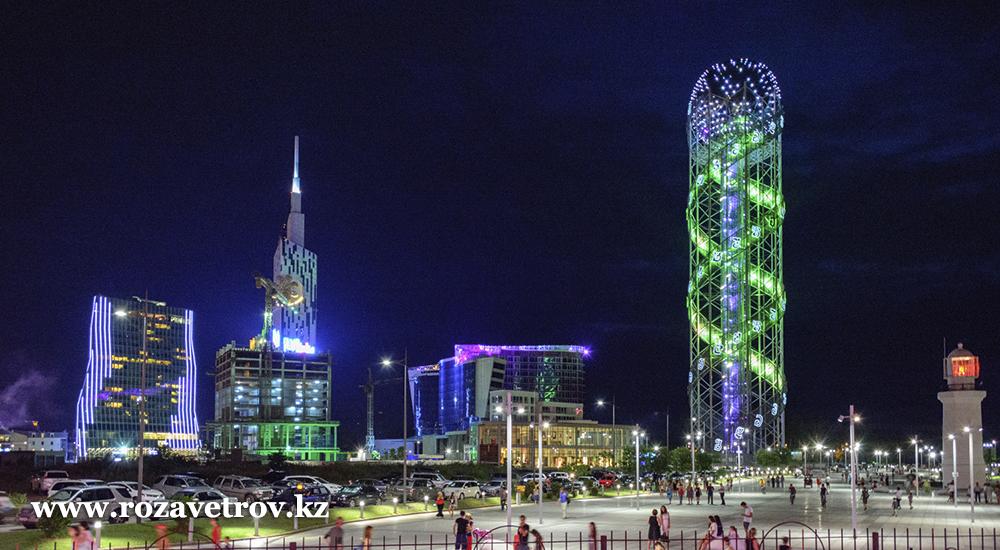 Идеи для отдыха - туры в Грузию, отели Тбилиси эконом класса. Вылет из Алматы (6640-07)