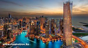Горящие туры в ОАЭ из Алматы на 22 октября (3532-01)