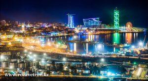 Отдых в Грузии - недорогие отели Батуми. Вылет из Алматы а/к Air Astana