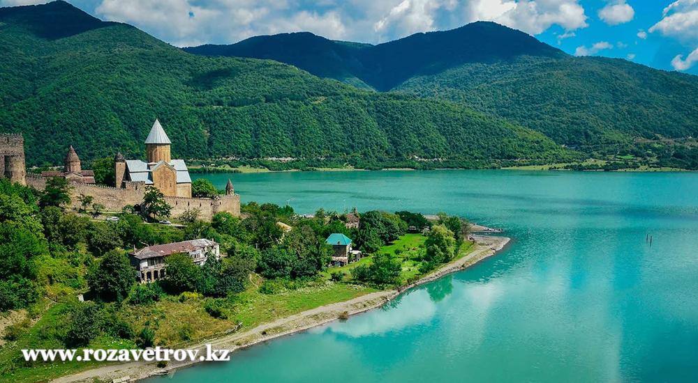 Горящие туры в Грузию из Алматы на 23 и 30 июня (3149-19)