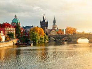 Чехия лучший исторический город