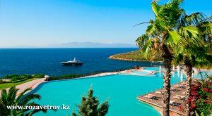 Горящие туры в Турцию - подборка отелей для любого бюджета. Вылет из Алматы (6557-11)