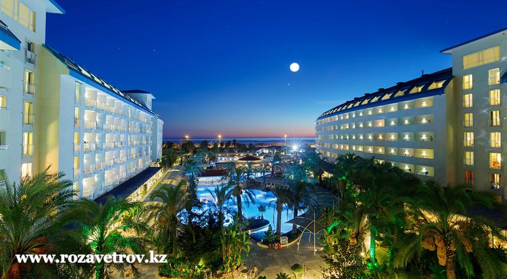 Турция, сеть отелей Crystal на 23 и 25 июня из Алматы (3151-22)