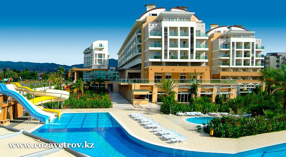 Туры в Турцию, последние места на 09 октября из Алматы (5054)