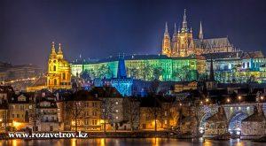 Туры в Чехию - зимние каникулы в Праге, вылет из Алматы 03.01.19 (5601-07)