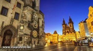 Туры в Чехию - Прага на сентябрь из Алматы (3360-07)