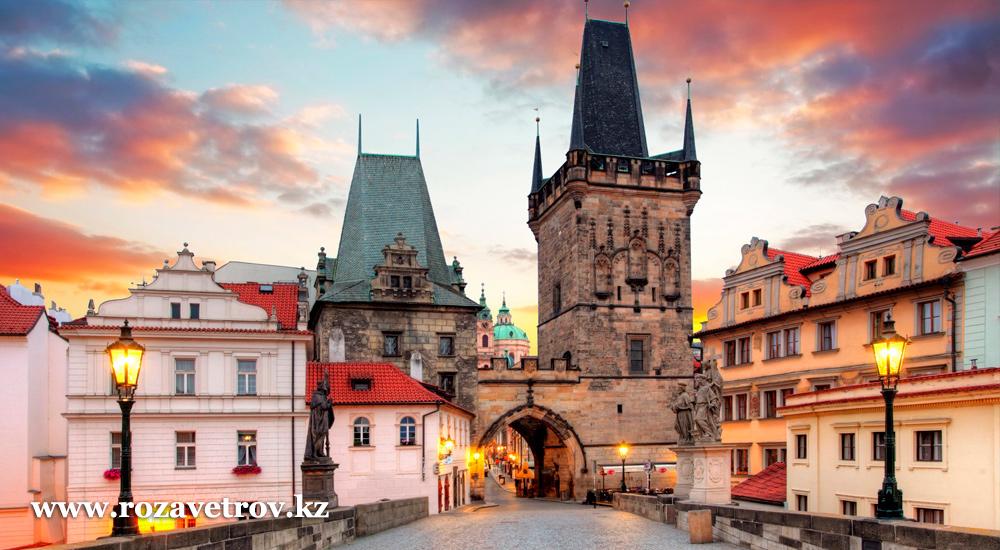 Туры в Чехию, Прага. Акция - однодневная экскурсия по Вене в подарок (6314-07)
