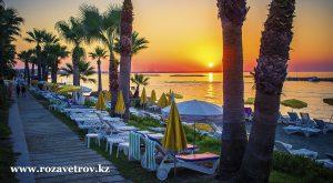 Туры на Кипр по сниженным ценам из Алматы на 31 октября (3456-01)