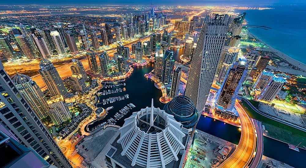 Туры в ОАЭ на конец сентября из Алматы (3446-01)