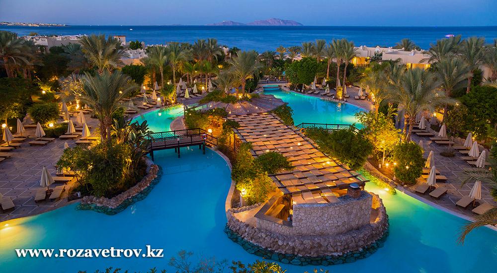 Бюджетные отели Египта на 17 февраля из Алматы (4371-02)