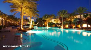 Летний отдых на Красном море - бюджетные отели Египта, вылет из Алматы (7610-07)