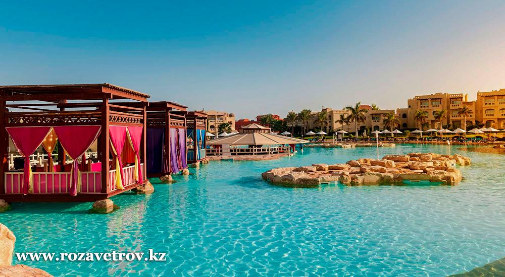 Туры в Египет - отели Хургады по отличным ценам (4540-02)