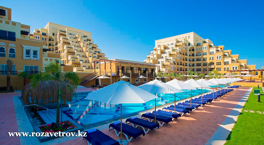 Изысканный отдых в ОАЭ - только качественный сервис в лучших отелях Эмиратов (6684-07)