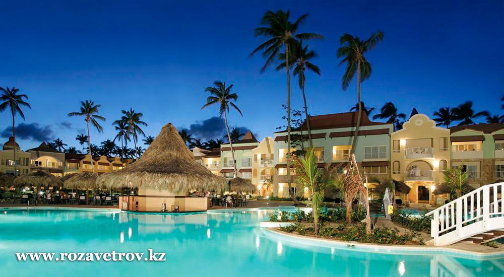 Сеть отелей MAJESTIC - элитный отдых в Доминикане на новогодние праздники (6870-22)