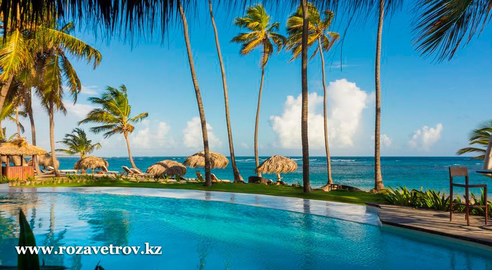 Туры в Доминикану - роскошный отдых на Карибах. Вылет 21 июня (4653-22)