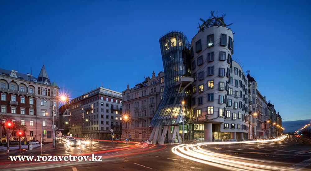 Активный отдых в Чехии - экскурсионный тур «Вся Прага», вылет из Алматы (6549-07)