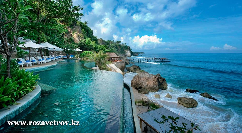 Новогодние туры на Бали, Индонезия из Алматы. Экзотический праздник Вашей мечты! (7096-01)