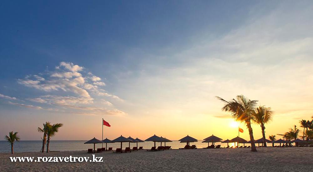 Отдых на острове Хайнань. Вылет из Алматы 20 января (4001-01)