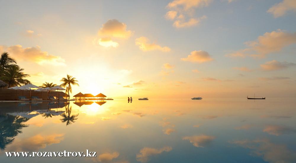 Туры на Мальдивы - элитный отдых на райских островах. Вылет из Алматы 16 января (3890-19)