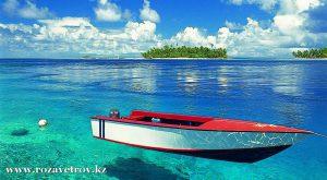 Туры на Мальдивы - релакс в стиле «Я и остров». Вылет из Алматы (5798-01)