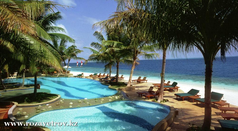 Отличный подарок к восьмому марта - неделя отдыха на Мальдивах по доступной цене (7472-01)