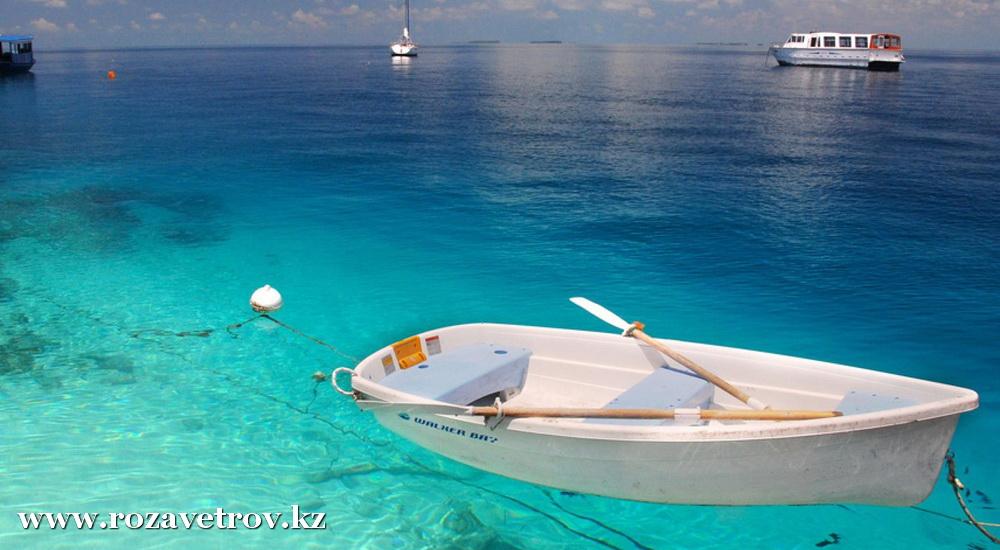 8 дней отдыха на Мальдивах во второй половине августа. Прямой перелет