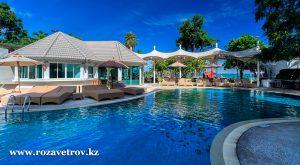 Туры в Таиланд, отели Пхукета - только 5*. Вылет из Алматы 27.10.18 (5255-22)