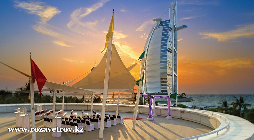 Туры в Эмираты - 8 дней арабской сказки. Вылет из Алматы а/к Flydubai