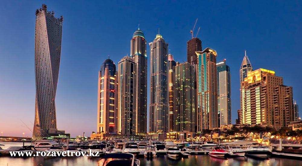 Туры в ОАЭ, Дубай из Алматы на 20 июня (4645-00)