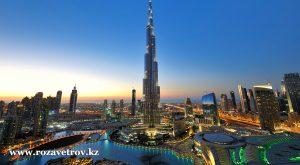 Недорогие туры в ОАЭ - отели для бюджетного отдыха. Вылет из Алматы