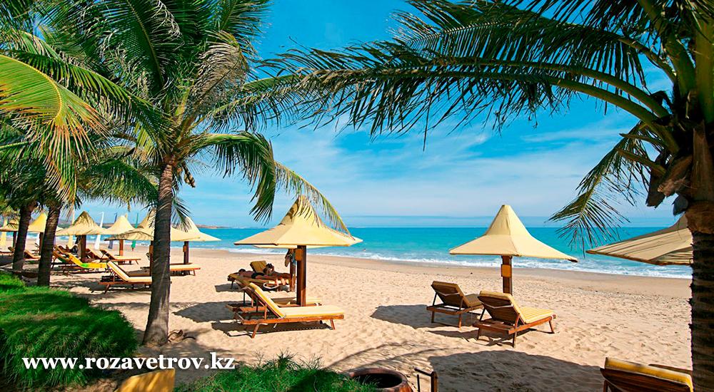 Туры во Вьетнам, отличные пляжи Фантхиета для любителей понежиться на солнышке (6358-22)