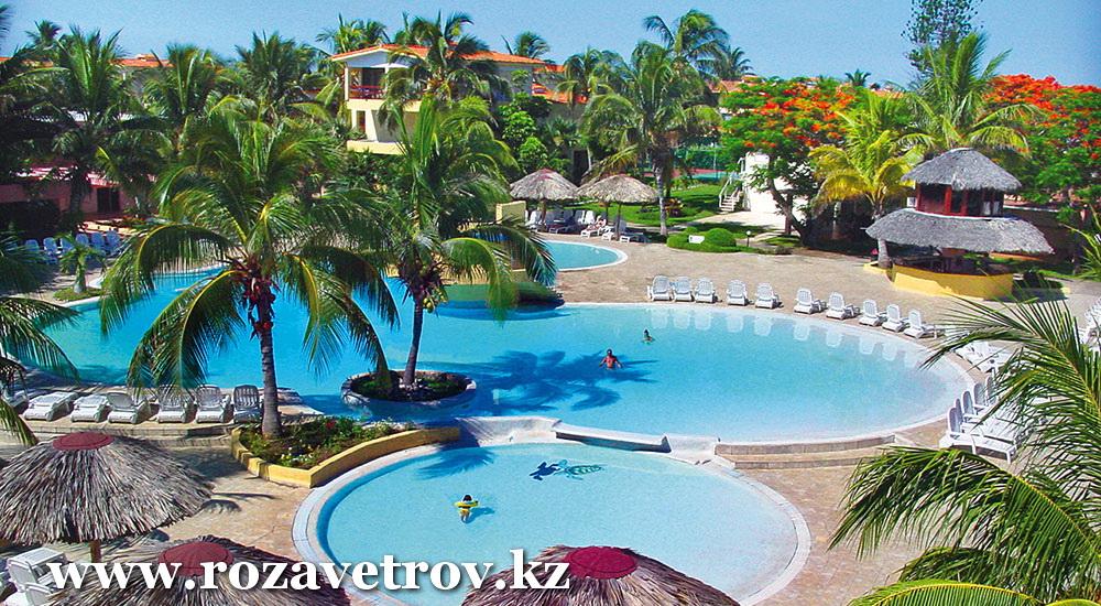 Туры на Кубу, Варадеро. Лучшие курорты Кубы на 22 мая из Алматы (4598-00)