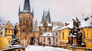 Туры в Чехию - зимняя сказка рождественской Праги. Отдых в рассрочку (7083-07)