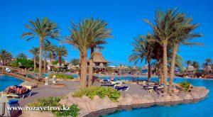 12 дней в Египте, отели только 5* (AI). Вылет из Алматы 17 февраля (4325-22)