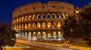 Экскурсионные туры в Италию из Алматы на майские праздники (5801-07)