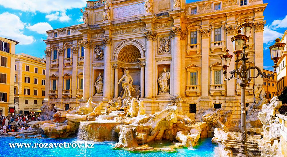 Гранд тур по Европе. 5 стран за одно путешествие: Италия - Франция - Бельгия - Голландия - Германия (5772-07)