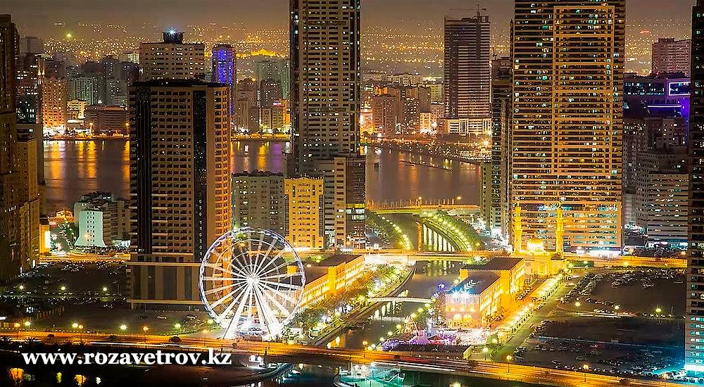 Туры в ОАЭ - неделя отдыха по выгодной цене. Вылет из Алматы (5786-19)