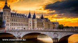 Туры во Францию. Осенний Париж - вылет из Алматы 09 ноября 2018 г. (5103-19)