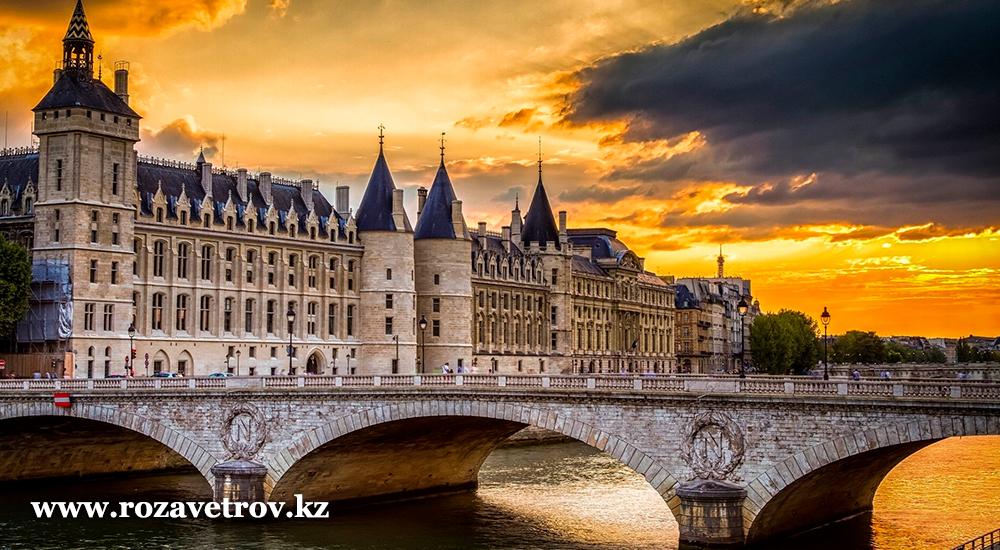 Экскурсионный тур «Классический Париж» - туры во Францию из Алматы (7304-01)