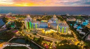 Престижный отдых - сеть отелей  DELPHIN 5 *, Турция. Выбирай лучшее! Бронируй уже сейчас!