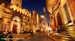 Туры в Египет, 12 дней в Шарм-эль-Шейхе. Вылет из Алматы(5604-23)