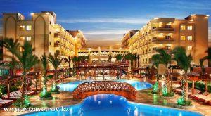 Туры в Египет - отели только 5*. Вылет из Алматы 10 марта (4424-22)