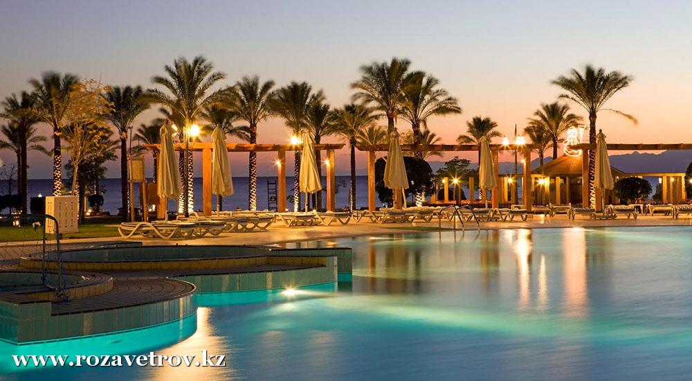 Туры в Египет. Популярные отели Шарм-эль-Шейха. Вылет из Алматы (5354-07)